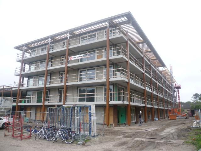 Appartementen complex Terschelling (Small)